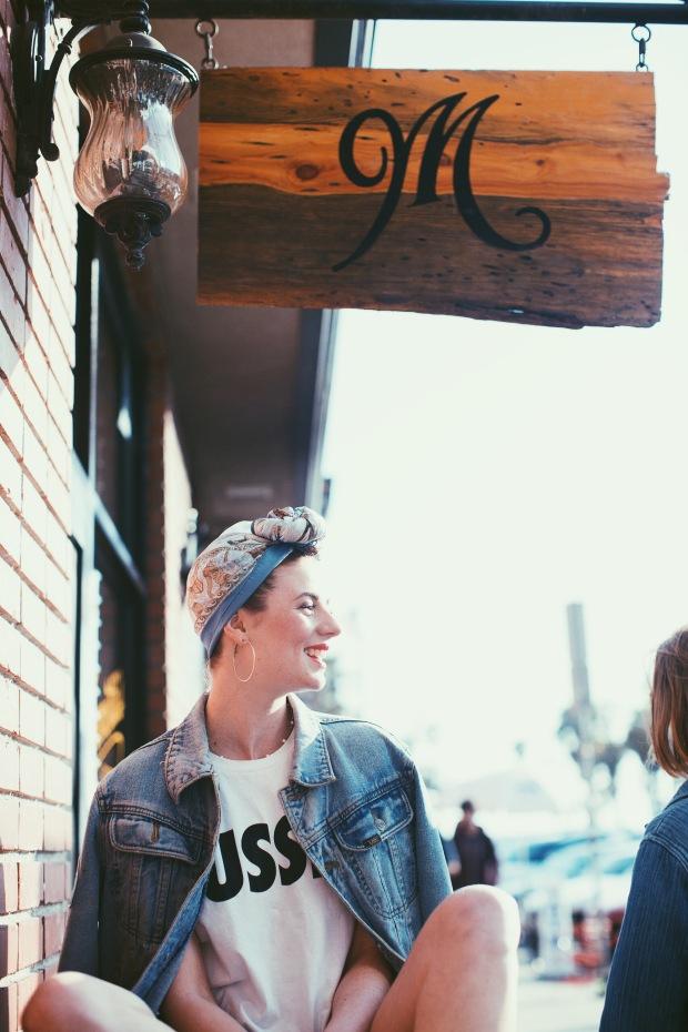 Smile, Menotti's, Venice Beach,