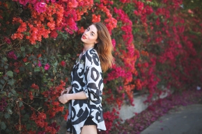 Beauty, Fashion, Lifestyle, Los Angeles, Blogger, Flowers