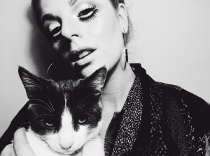 cat, eyes, doe eye, bambi, twiggy, beauty