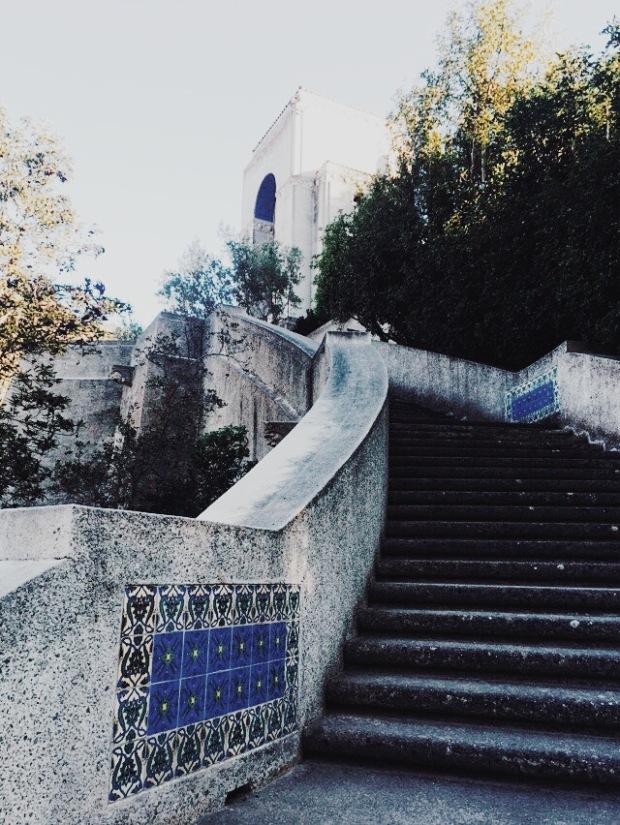 Wrigley's Memorial, Catalina Island, Wrigley's Gum, History, Tile, Steps, Beautiful,