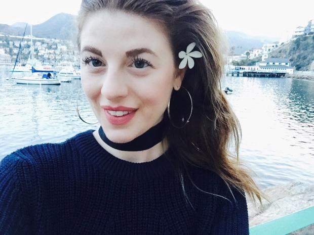 Smile, Flower, Beauty, Fashion, Ocean, Island, Marina, Hoops, Waves, Lashes,